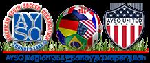 AYSO - American Youth Soccer Organization - Sandy/Draper, Utah Logo